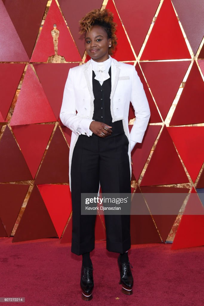 Dee Rees attends the 90th Annual Academy Awards at Hollywood & Highland Center on March 4, 2018 in Hollywood, California.