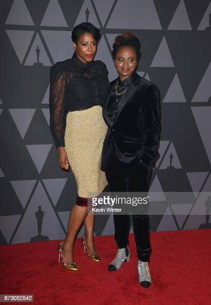 Dee Rees attends the Academy of Motion Picture Arts and Sciences' 9th Annual Governors Awards at The Ray Dolby Ballroom at Hollywood Highland Center...