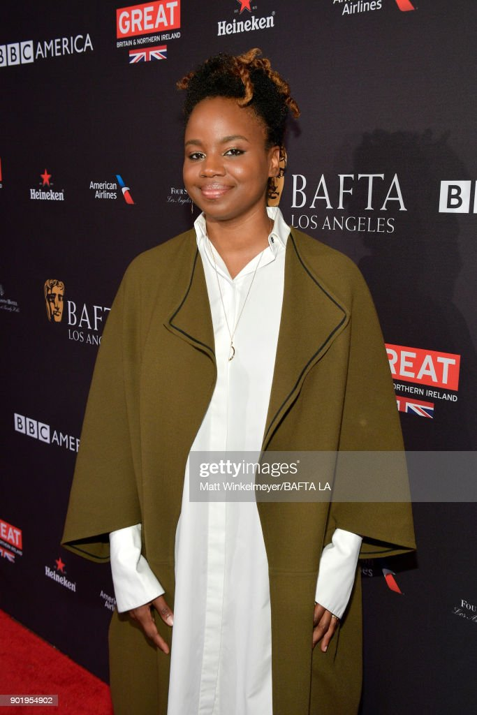 Dee Rees attends The BAFTA Los Angeles Tea Party at Four Seasons Hotel Los Angeles at Beverly Hills on January 6, 2018 in Los Angeles, California.