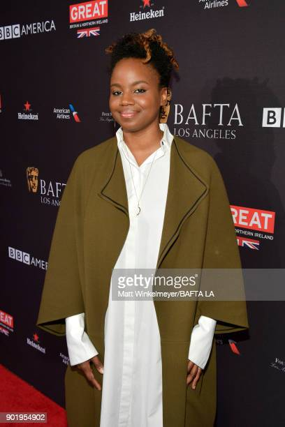 Dee Rees attends The BAFTA Los Angeles Tea Party at Four Seasons Hotel Los Angeles at Beverly Hills on January 6 2018 in Los Angeles California