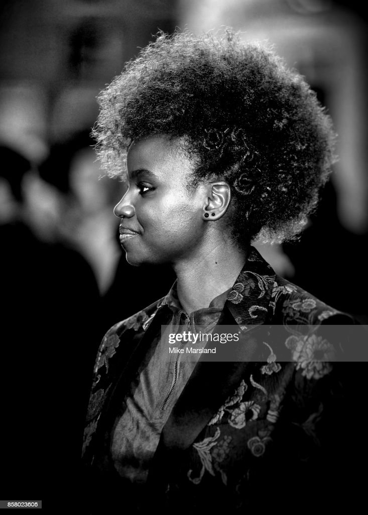 Dee Rees attends the Royal Bank of Canada Gala & European Premiere of 'Mudbound' during the 61st BFI London Film Festival on October 5, 2017 in London, England.