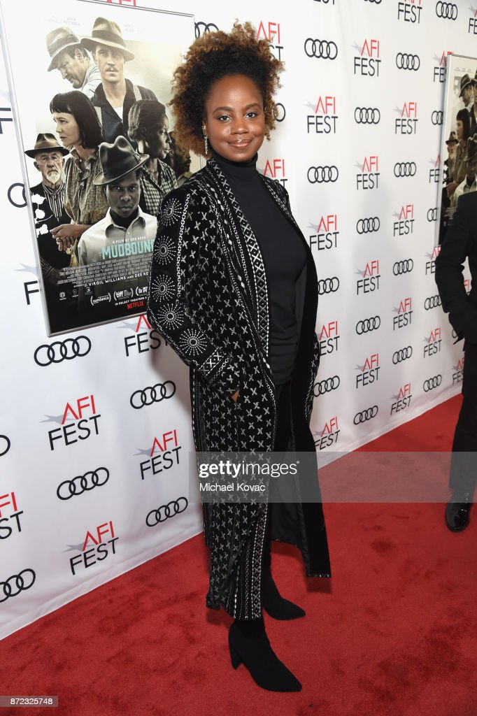 AFI FEST 2017 - Premiere Of 'Mudbound' - Red Carpet
