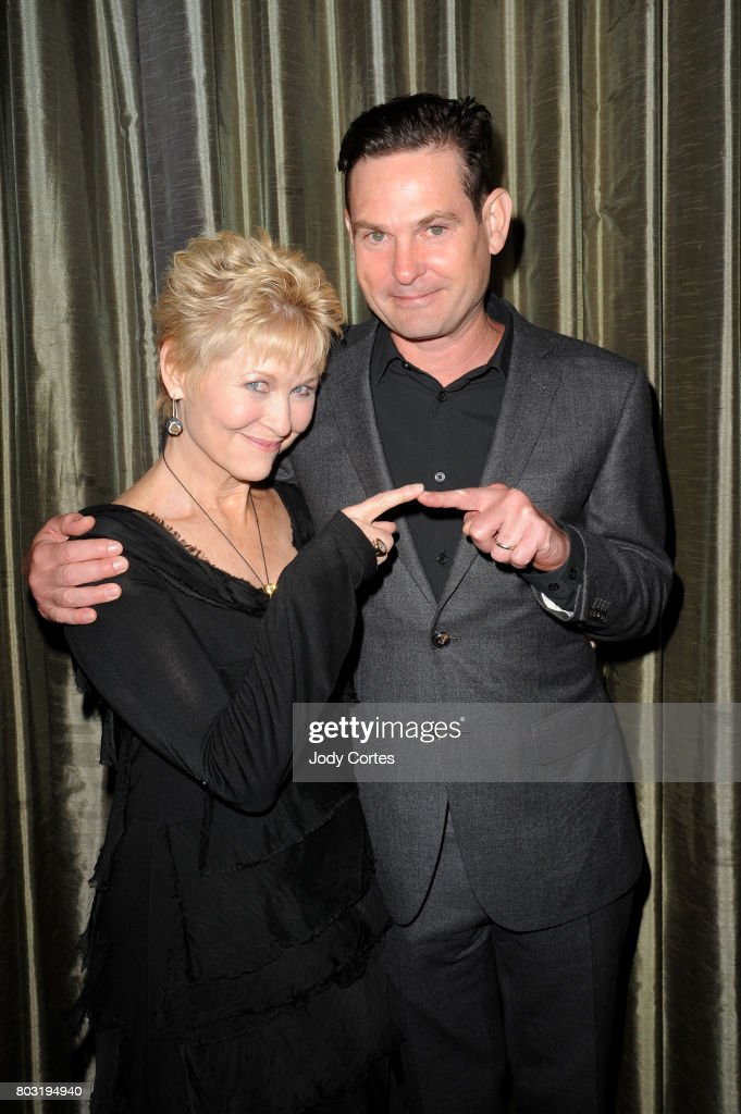 Dee Wallace and Henry Thomas attend the 43rd Annual Saturn Awards at The Castaway on June 28, 2017 in Burbank, California.