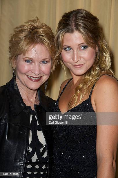 Dee Wallace and her daughter Gabrielle Stone attend the 16th Annual Prism Awards at the Beverly Hills Hotel on April 19 2012 in Beverly Hills...