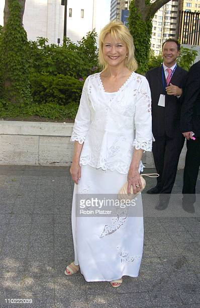 Dee Wallace during 2005/2006 ABC UpFront at Lincoln Center in New York City New York United States