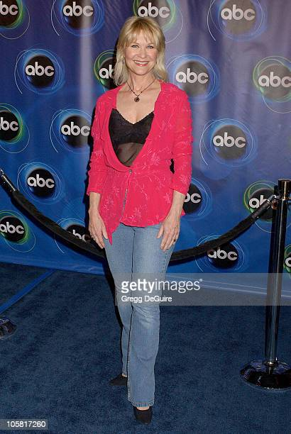 Dee Wallace during 2006 ABC Network AllStar Party Arrivals and Inside at The Wind Tunnel in Pasadena California United States