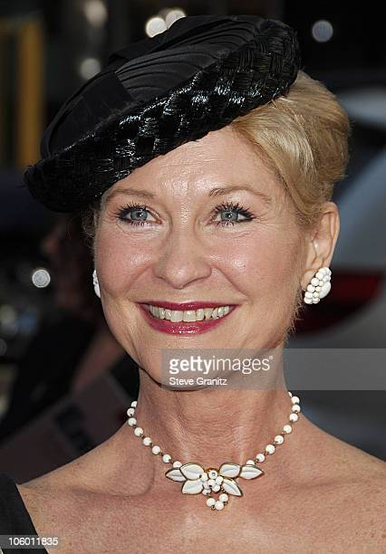 Dee Wallace during 'Hollywoodland' Los Angeles Premiere Arrivals at Academy Theatre in Beverly Hills California United States