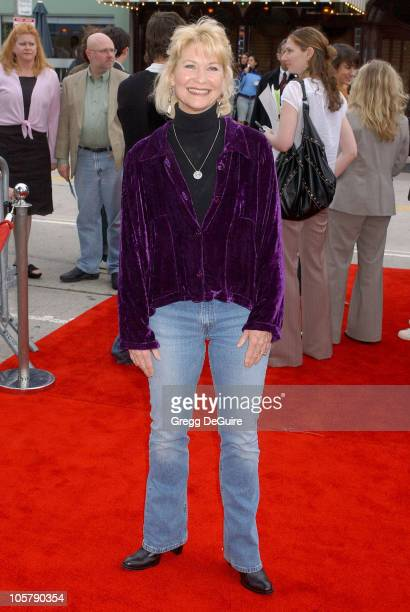 Dee Wallace during 'RV' Los Angeles Premiere Arrivals at Mann Village Theatre in Westwood California United States