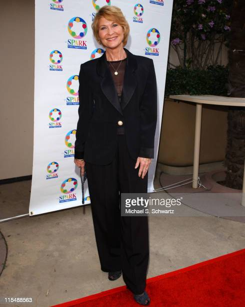 Dee Wallace during 'weSparkle Take VI Comedy Tonight' Honoring Jonathan Winters at The Alex Theatre in Glendale California United States
