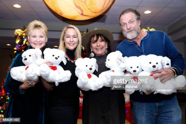 Dee Wallace Erin Murphy Dawn Wells and Darby Hinton attend the Holiday Tour of the Hollywood Museum at The Hollywood Museum on December 7 2017 in...