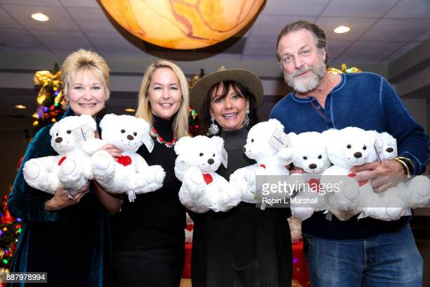 Dee Wallace Erin Murphy Dawn Wells and Darby Hinton attends the Holiday Tour of the Hollywood Museum at The Hollywood Museum on December 7 2017 in...