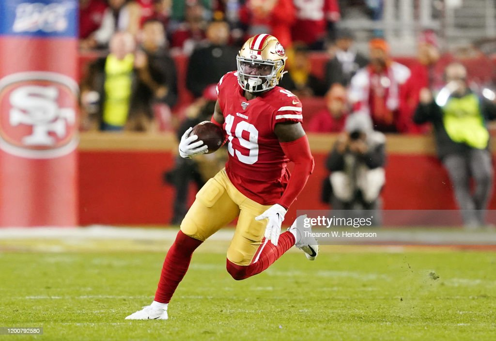 NFC Championship - Green Bay Packers v San Francisco 49ers : News Photo