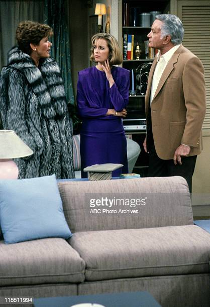 "Deeds Of Trust"" - Airdate: February 19, 1985. JESSICA WALTERS;MARY CADORETTE;JOHN MANDAN"