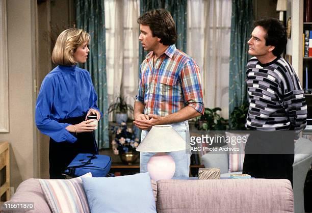 "Deeds Of Trust"" - Airdate: February 19, 1985. MARY CADORETTE;JOHN RITTER;RICHARD KLINE"