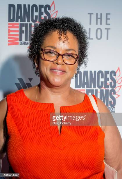 Deena Adair attends the Landing Up World Premiere during 20th Annual Dances With Films at TCL Chinese 6 Theatres on June 7 2017 in Hollywood...