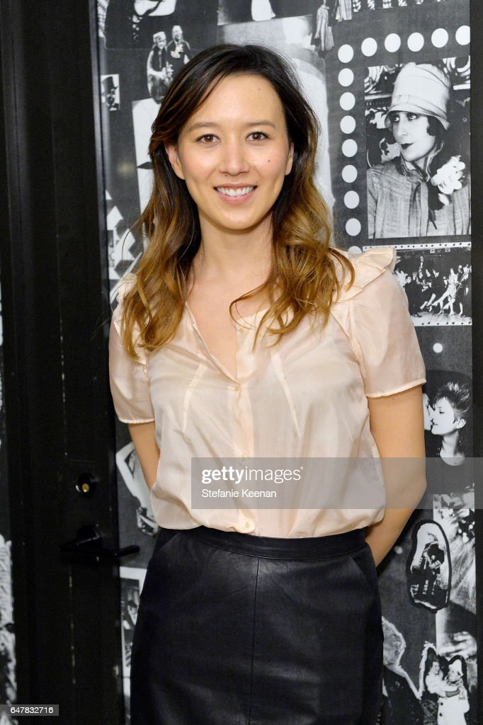 Deena Drewis attended the Girlboss + American Express Platinum Collective Dinner on March 3, 2017 in Los Angeles, California.