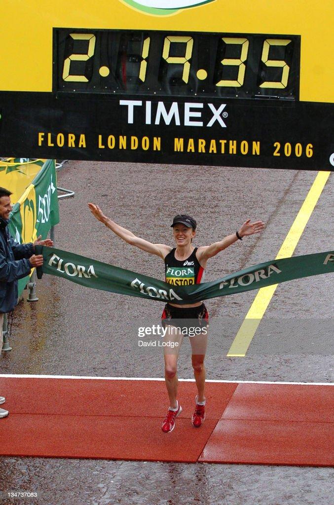 The 2006 Flora London Marathon : News Photo