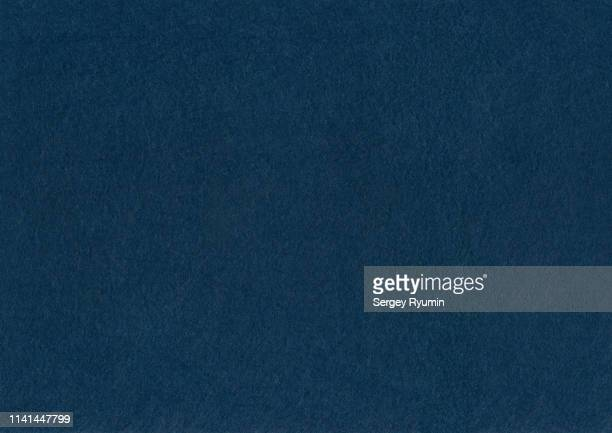 deep blue felt - dark blue background texture stock pictures, royalty-free photos & images