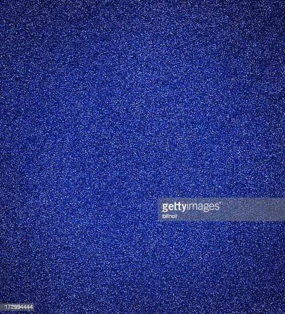 deep blue glitter burst