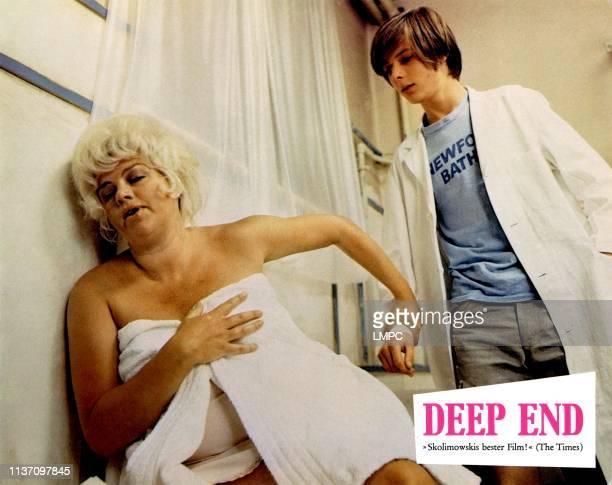 Diana Dors John MoulderBrown 1971