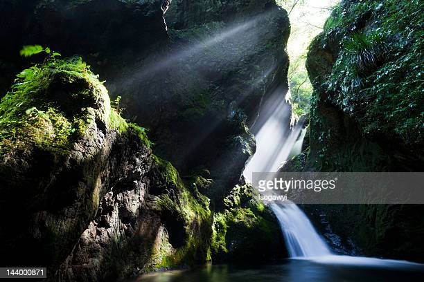 deep in mountain - isogawyi stock pictures, royalty-free photos & images