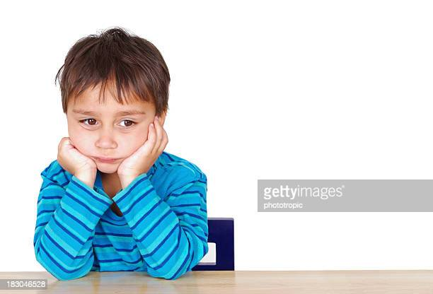 deep in thought - sulking stock pictures, royalty-free photos & images