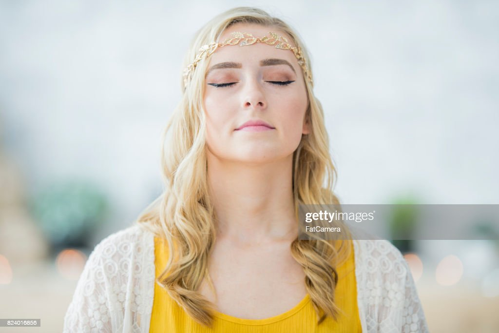 Deep In Thought : Stock Photo