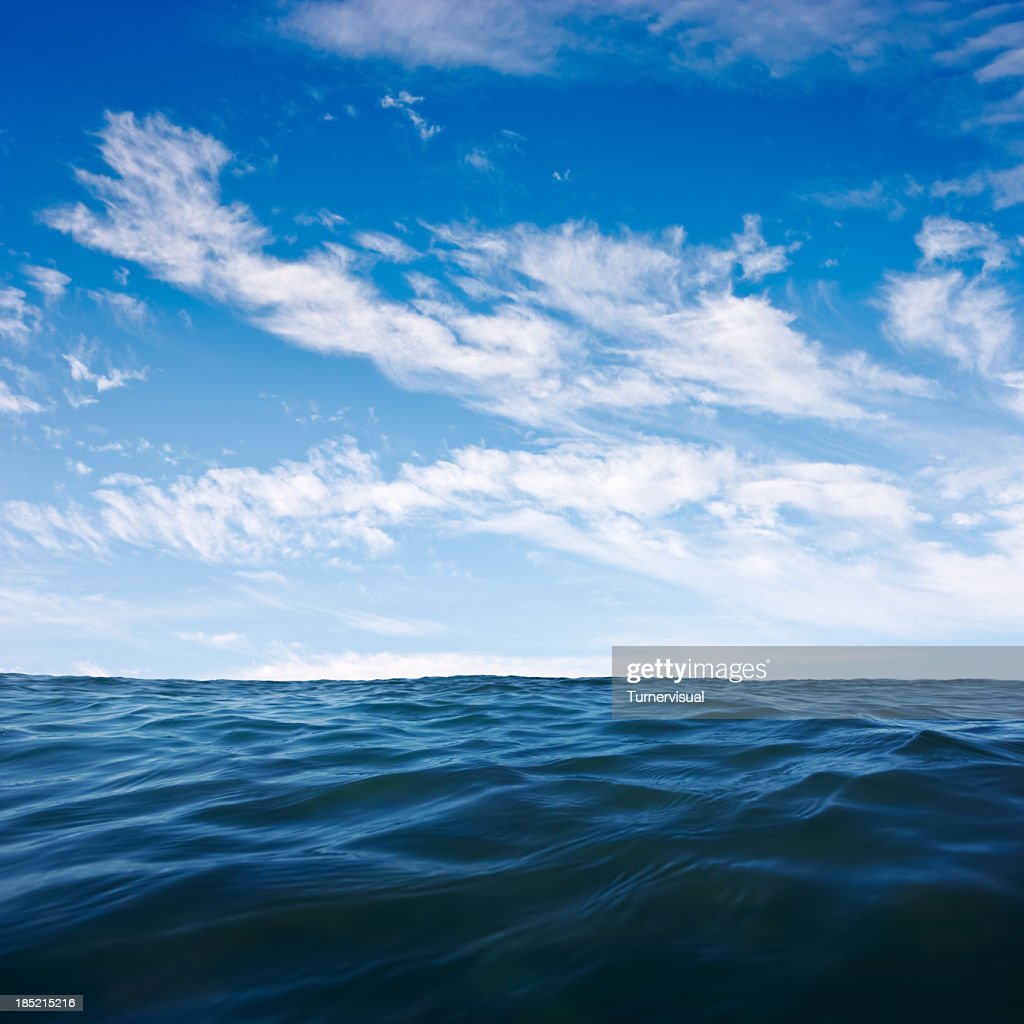 Deep Ocean : Stock Photo