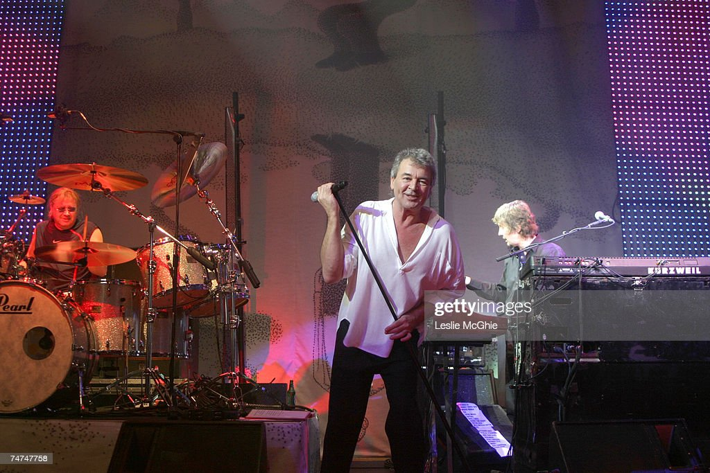 Deep Purple at the Astoria in London, United Kingdom.