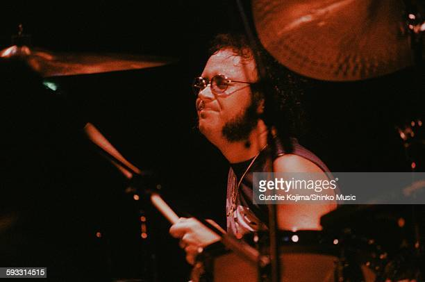 Deep Purple Ian Paice live in Australia unknown November 1984