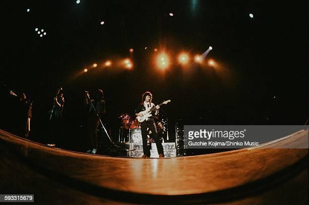 Deep Purple Ritchie Blackmore live in Australia unknown November 1984