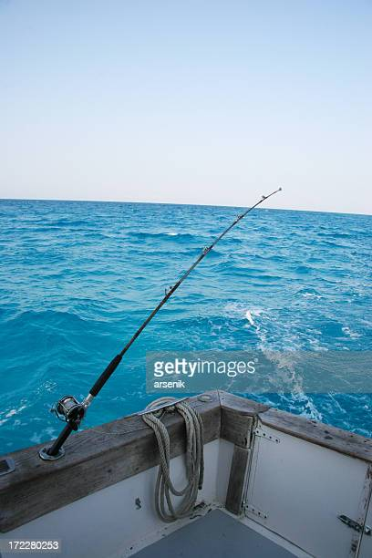 deep sea fishing - big game fishing stock photos and pictures