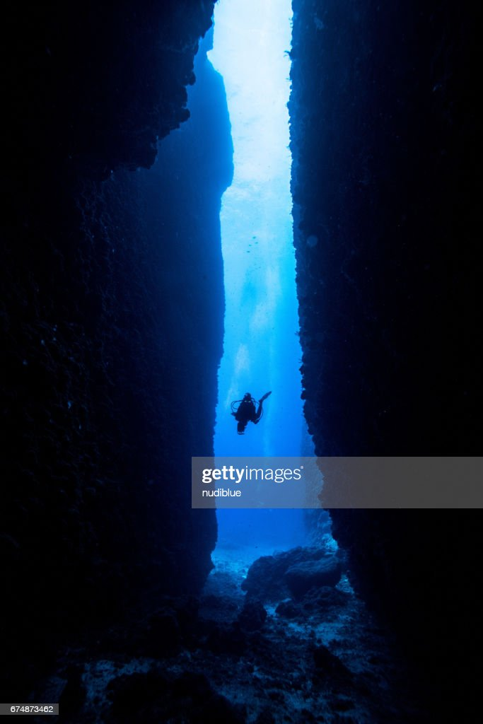 deep water : Stock Photo