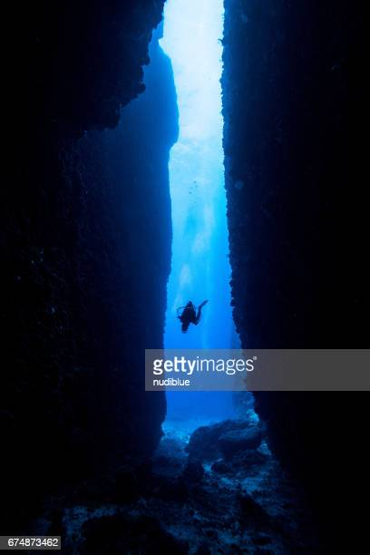 deep water - diving into water stock photos and pictures