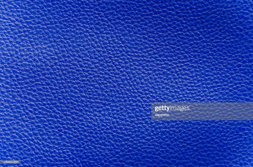 deepblue leather wallpaper : Stock Photo