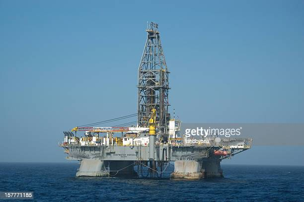 'Deepwater Horizon' Offshore oil rig