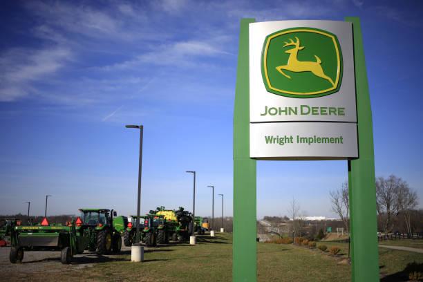 KY: A John Deere Dealership Ahead Of Deer & Co. Earnings