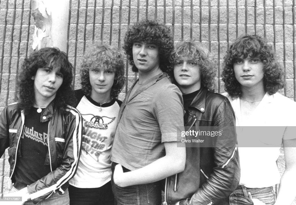 Music File Photos 1980's : News Photo