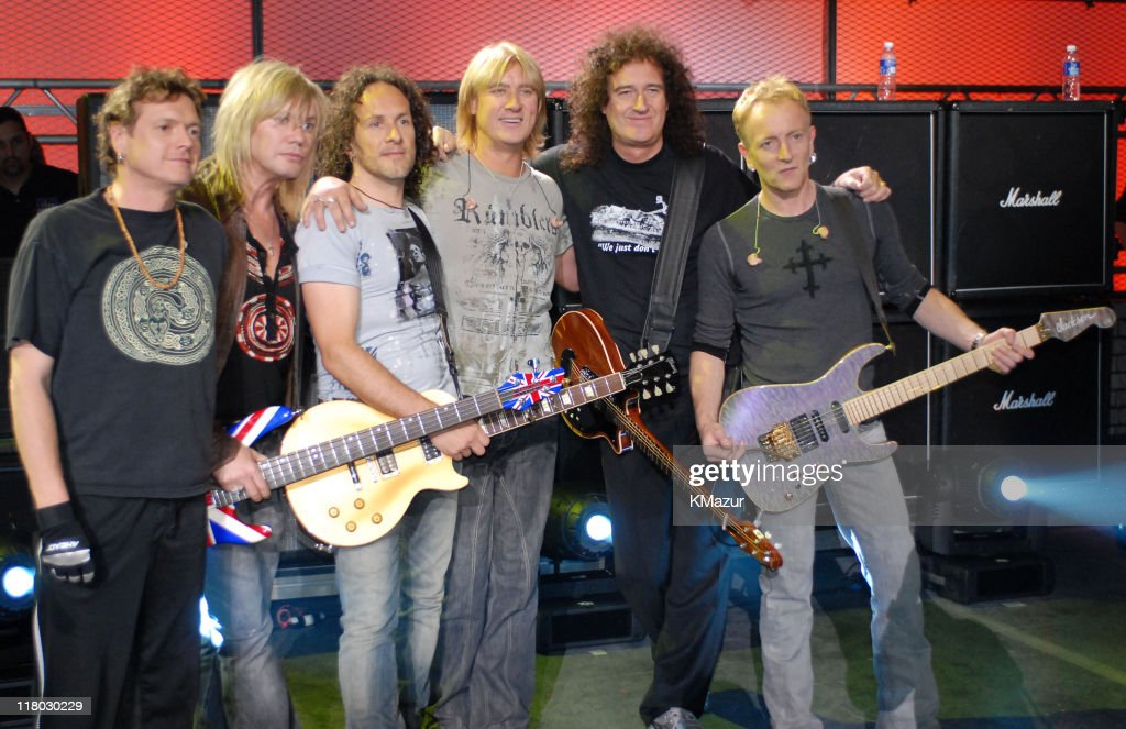 2006 VH1 Rock Honors - Rehearsals - Day One