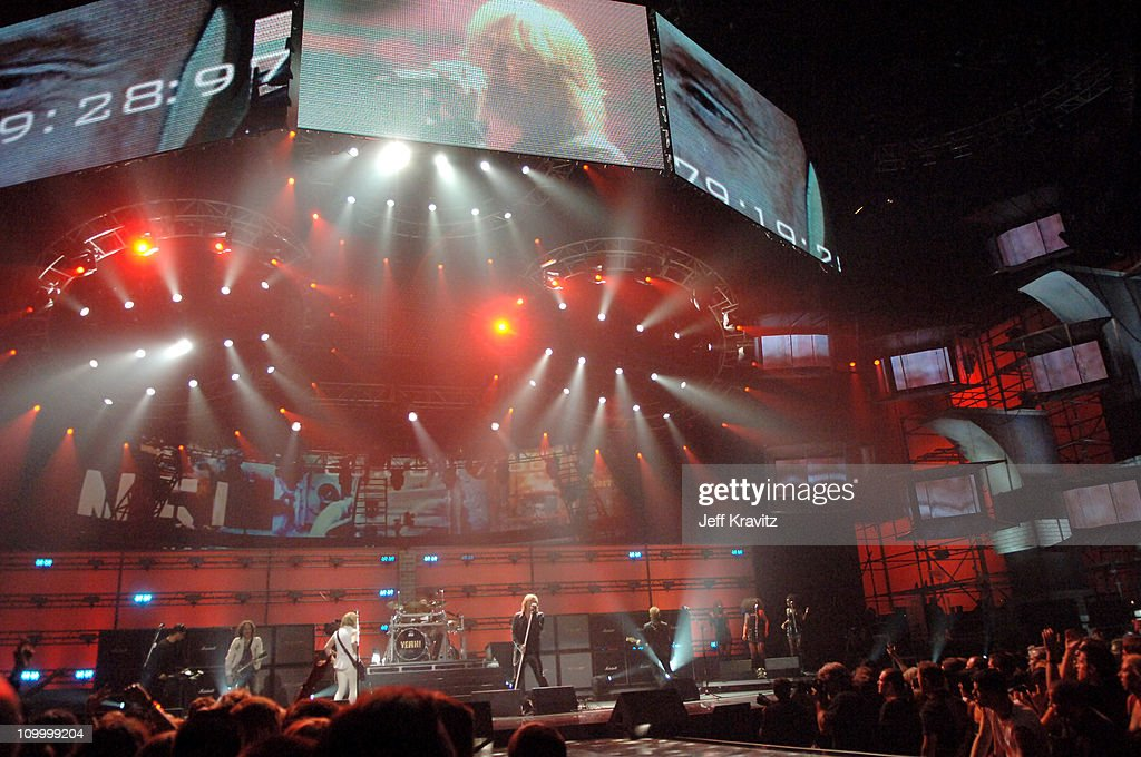 Def Leppard during 2006 VH1 Rock Honors - Show at Mandalay Bay Hotel and Casino in Las Vegas, Nevada, United States.