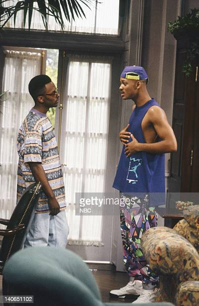 AIR 'Def Poet's Society' Episode 7 Pictured Jeffrey A Townes as Jazz Will Smith as William 'Will' Smith Photo by Ron Tom/NBCU Photo Bank
