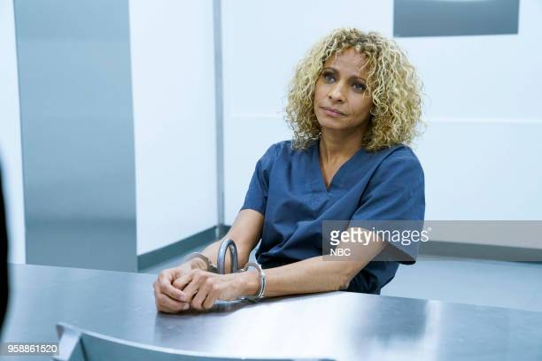 """Defection"""" Episode 321-- Pictured: Michelle Hurd as Shepherd --"""