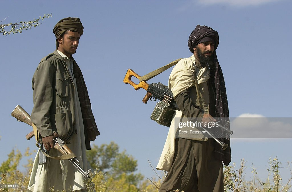 Taliban Defectors Reach Northern Alliance Territory : News Photo