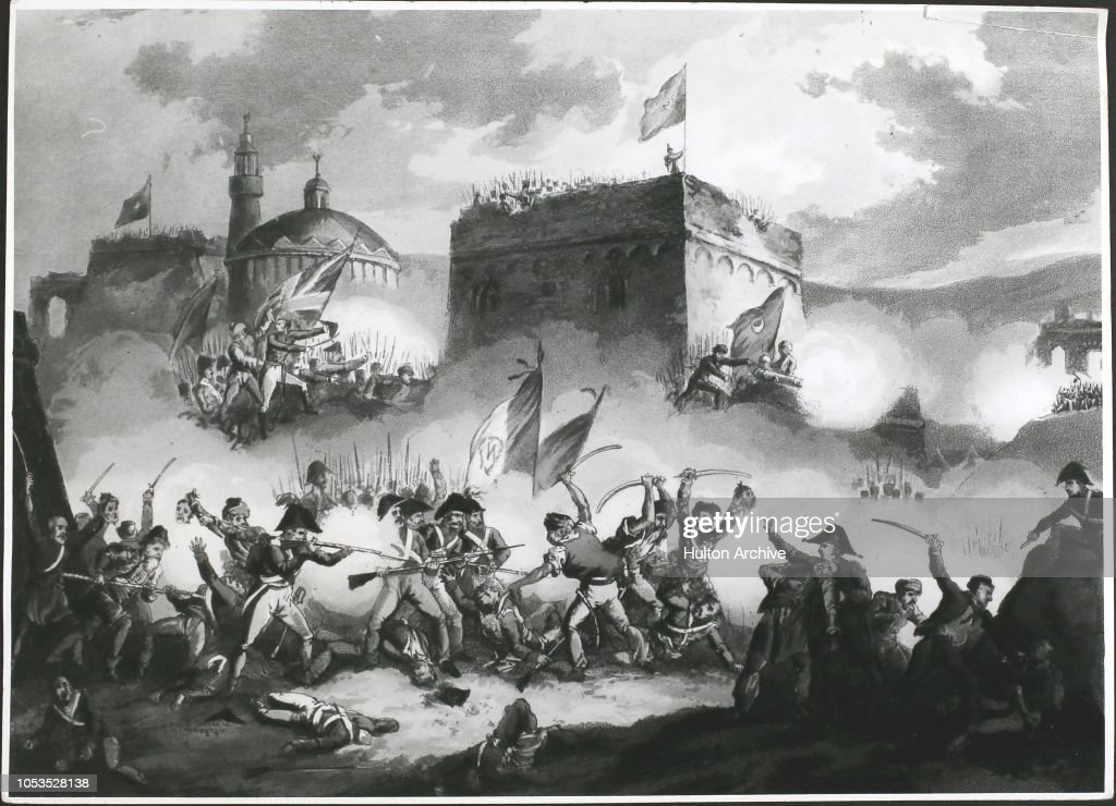 Siege Of Acre : News Photo