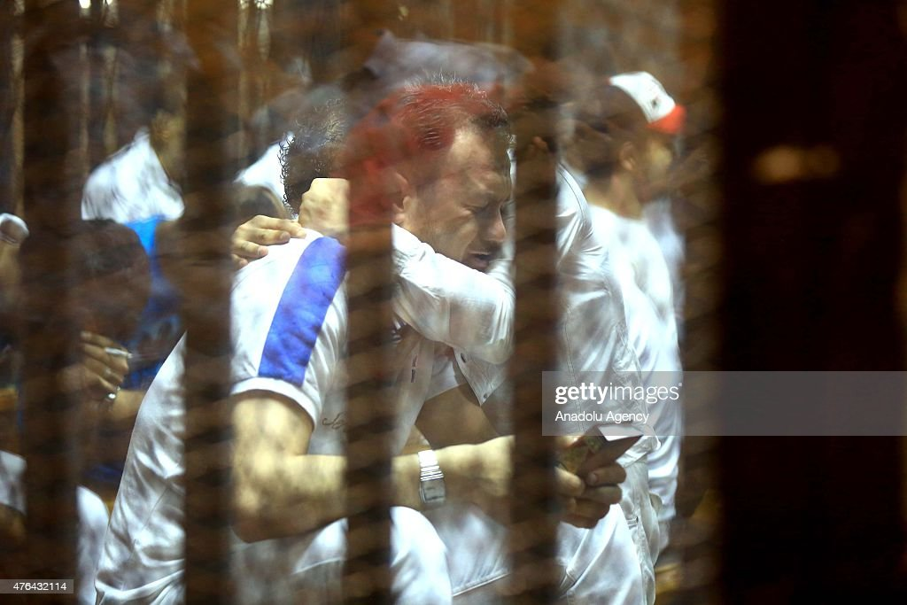 Egypt court sentences 11 to death over football massacre : News Photo