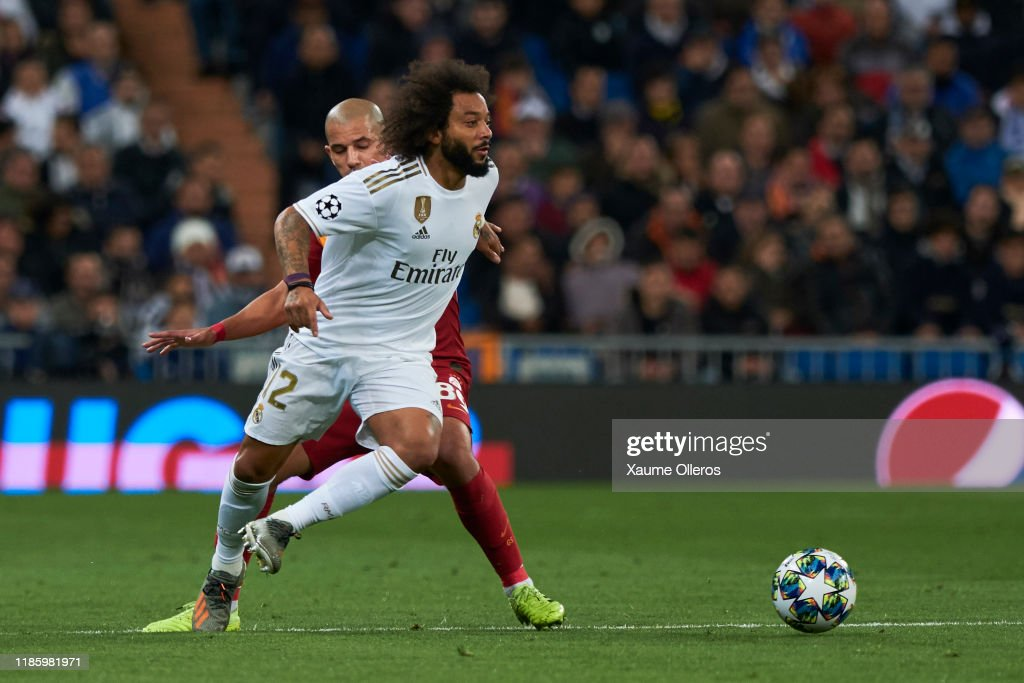 Real Madrid v Galatasaray: Group A - UEFA Champions League : ニュース写真