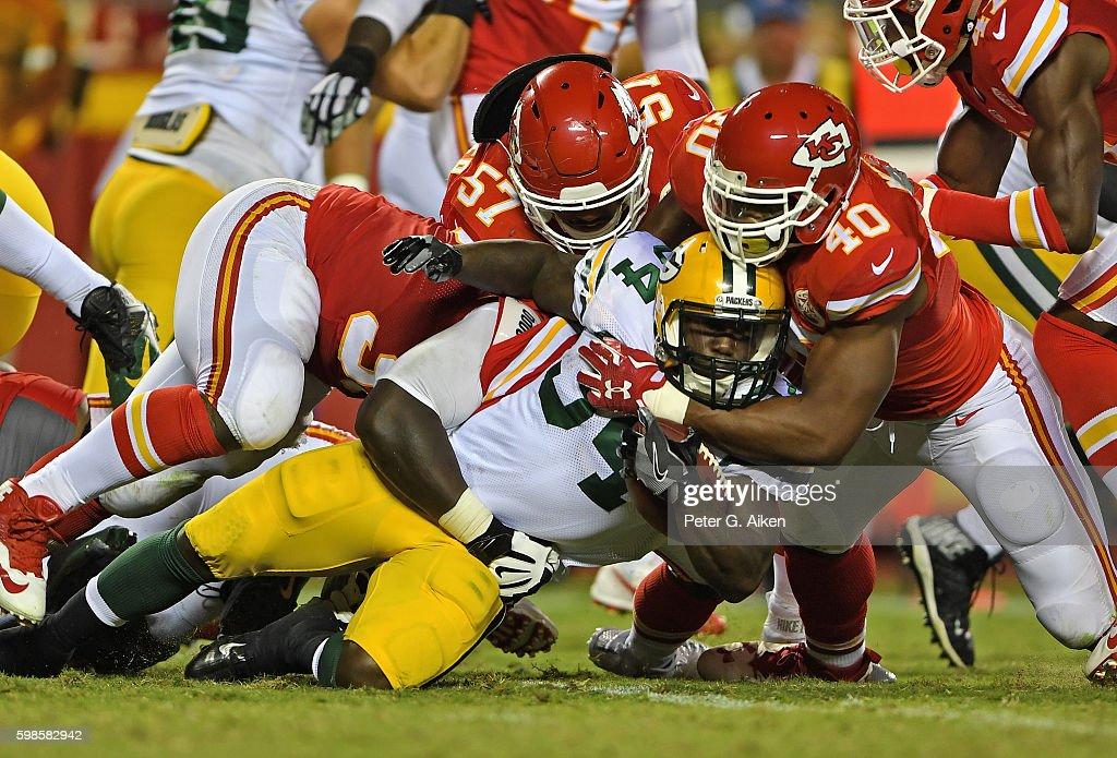 Green Bay Packers v Kansas City Chiefs : News Photo