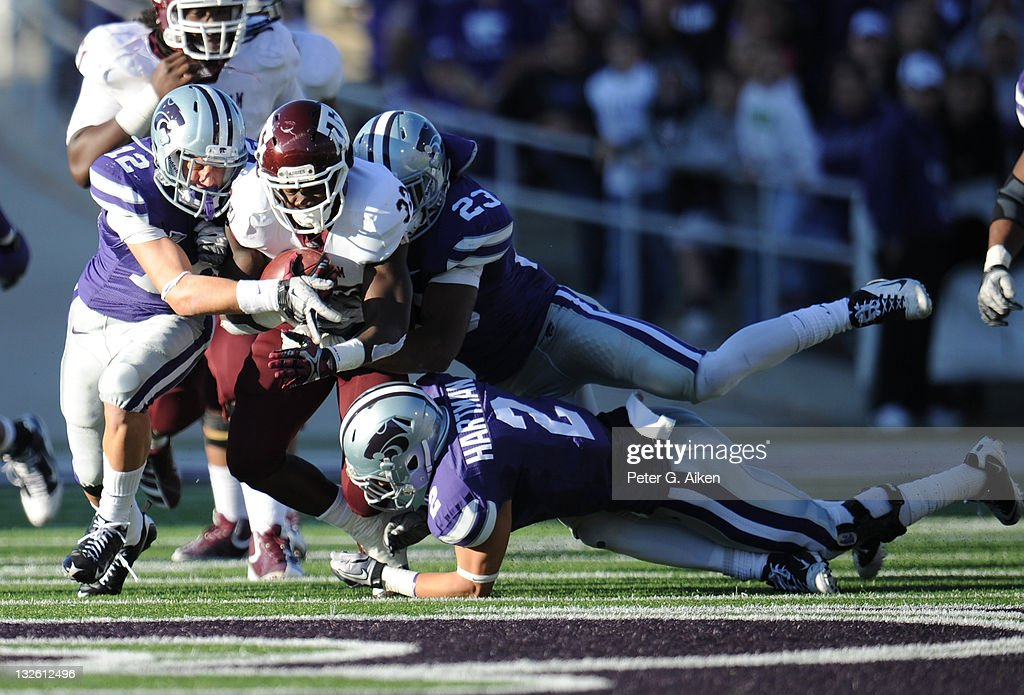 Texas A&M v Kansas State Photos and Images | Getty Images
