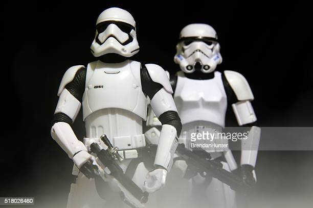 defending order - star wars stock pictures, royalty-free photos & images