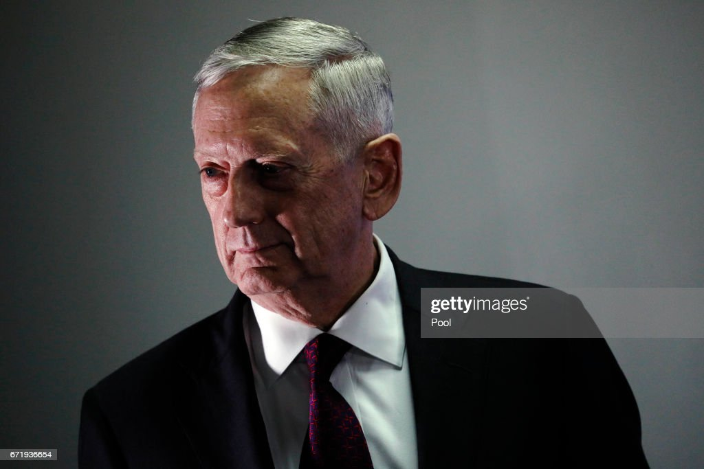 U.S. Defense Secretary James Mattis Visits The Regional Middle East